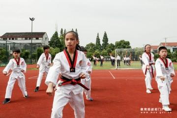 """""""迎接十九大 教育看变化""""之浙江行(三)"""