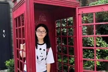 00后女孩王琢18岁真学霸保研北大从小就想成为一名作家