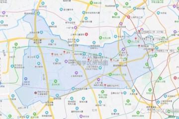 2020年最新上海长宁区学区房地图(小学)