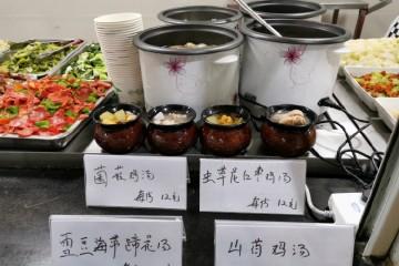 四川大学的伙食有多好4年不点外卖别人家的食堂名不虚传