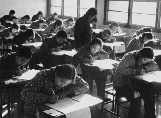 44张图见证恢复高考44年