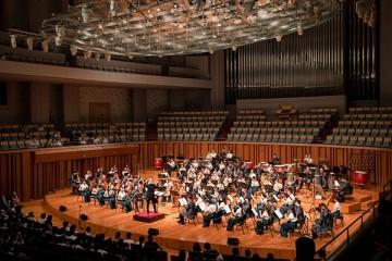 中国音乐学院中国乐派国乐团成立音乐会奏响国家大剧院