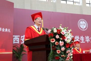 西安工业大学党委书记刘卫国做有温度有宽度有高度的新时代青年