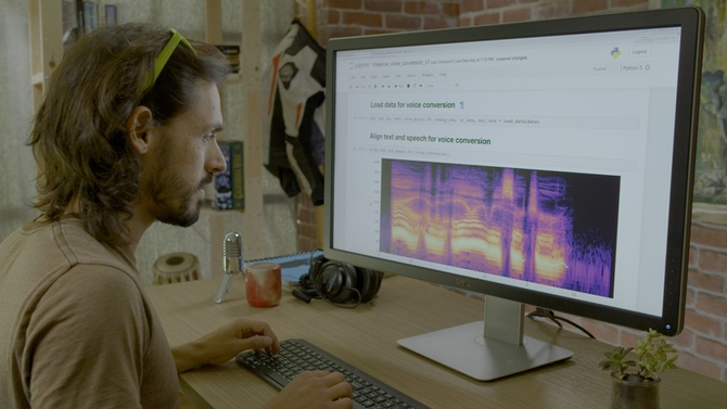 NVIDIA对话式AI模型为开发者提供强大的语音功能